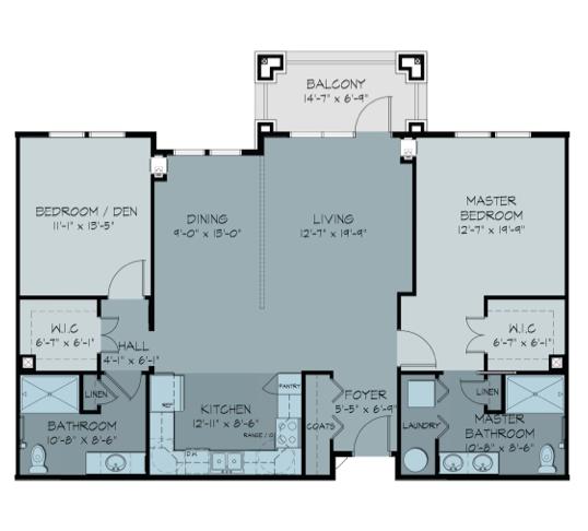 Catoctin Floorplan