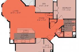Allegheny floor plan