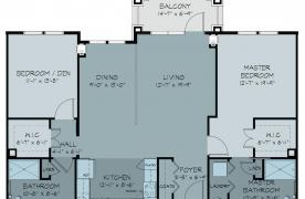 Catoctin floor plan