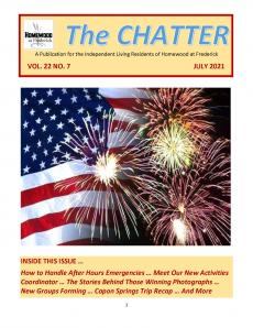 July 2021 Chatter
